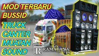 Gambar cover Tutorial Cara Download MOD BUSSID Truck Muatan Sound System - Bus Simulator Indonesia