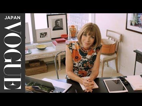 VOGUE編集長アナ・ウィンターに73の質問 ─ 許せないファッション、仕事で一番大切なこと。  73 Questions   VOGUE JAPAN