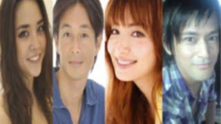 俳優・吉田栄作と、モデル・平子理沙のイケメン・美人夫妻が離婚に向け...