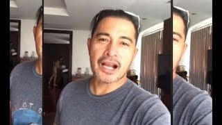 Hubad na babae sa likod ng Viral video ni Cesar Montano kumalat sa social media!
