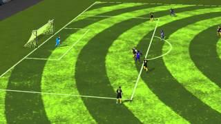 FIFA 14 iPhone/iPad - ethiopia vs. AEK Athens