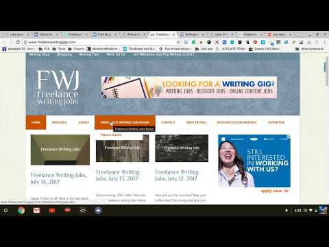 10 BEST Freelance Writing Job Boards - Find Top Writing Gigs!