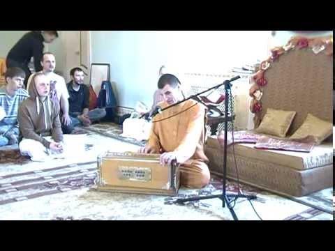 Бхагавад Гита 16.1-5 - Вальмики прабху