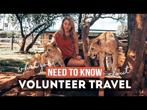 VOLUNTEER TRAVEL: what you NEED to KNOW!
