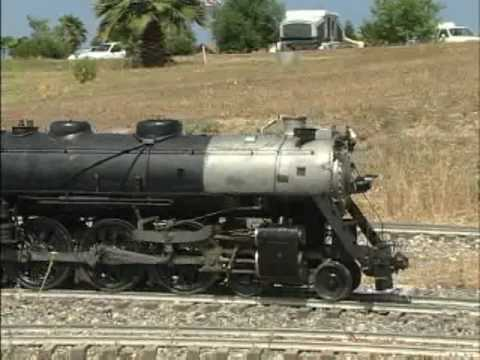 Southern Pacific Northern Class GS1 SP 4489 Live Steam