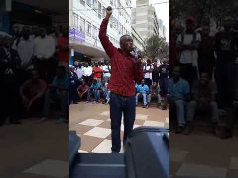 Evangelist Trymore Muparinga believe dont understand 2018