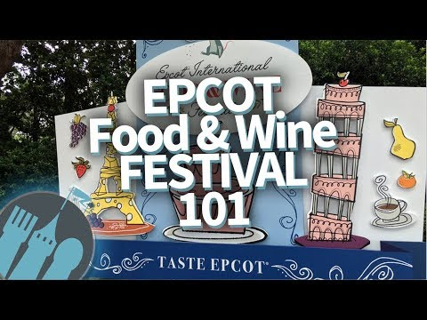Epcot Food and Wine Festival: Answering ALL Your Questions!