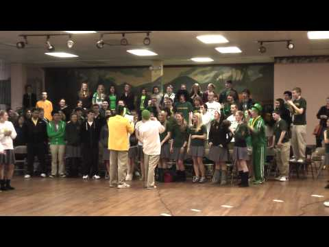 Holyoke Catholic High School - Spring Sports Pep Rally 2011