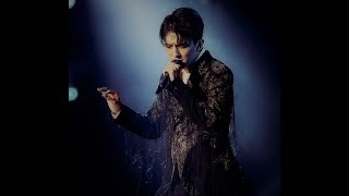 Dimash K  Face and hands