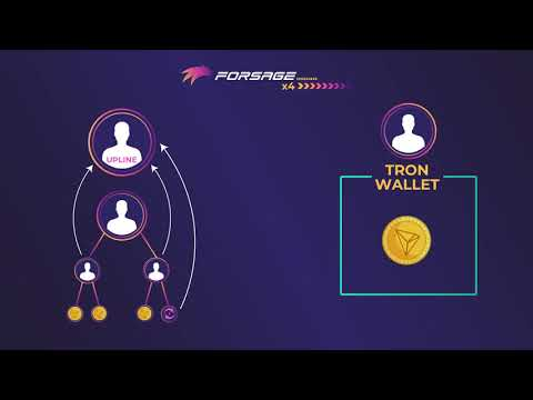 Introducing Forsage.io on the Tron Blockchain
