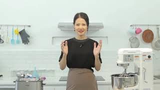Kiến thức cơ bản cho Người Bắt đầu học Bánh Âu   Hoa hậu Trần Thị Quỳnh