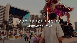 Lost Frequencies at FIVE Palm Jumeirah