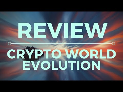 Crypto World Evolution Scam Review - WARNING!! WATCH THIS FIRST!!