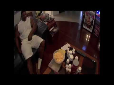 A Day in the Life of Ronnie Coleman- Rest Day