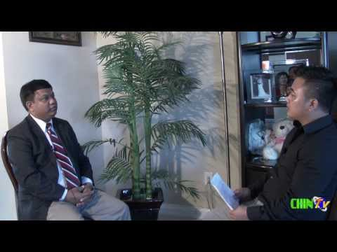 Interview with Pu Zo Tum Hmung (CNF Supreme Council)