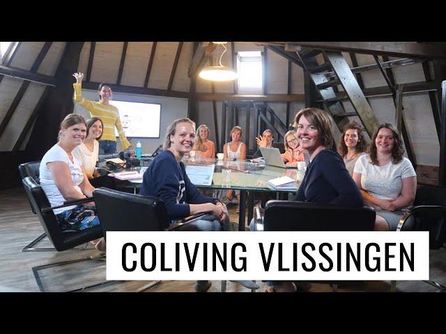 Coliving Vlissingen: Ambitieuze Onderneemsters Op Workation In Nederland