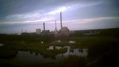 FPV near Suomenoja power plant
