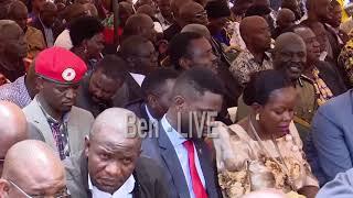Download Video Bobi Wine yeetabye mu kuziika Bishop Cyprian Bamwoze mu kitiibwa ku lutikko e Bugembe-Jinja MP3 3GP MP4