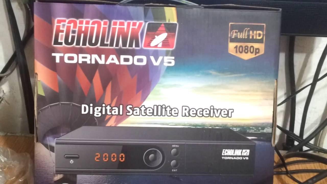 serveur echolink tornado v5