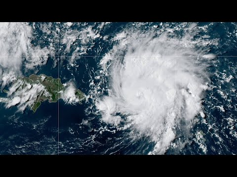 Dorian 2 p m  update: Storm reaches hurricane status