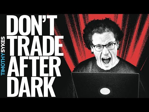 5 Reasons You SHOULDN'T Trade After Hours