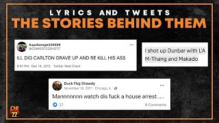 Lyrics and Tweets | The Stories Behind Them | Part 1