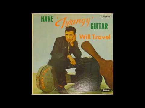 Duane Eddy-Have 'Twangy' Guitar Will Travel