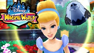 Disney Magical World: Ghost Boss! Cinderella's Kingdom PART 6 Gameplay Walkthrough Nintendo 3DS