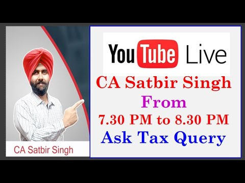 Live demo of Refund application under GST I RFD-01A I Refund to Exports I CONSULTATION PAN INDIA from YouTube · Duration:  4 minutes 44 seconds