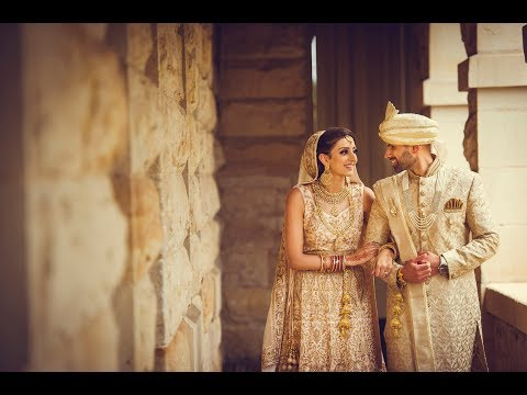 Indian Garden Wedding Highlights Video | Curzon Hall, Sydney