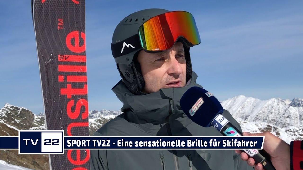 SPORT TV22: Eine sensationelle Skibrille für den Skisport