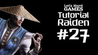 Mortal Kombat 9: Komplete Edition #27 Обучение Raiden [Tutorial][Fatality][PC]
