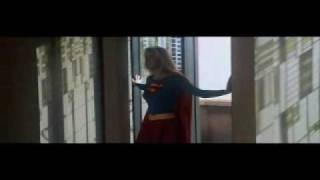 Supergirl vs Nuclearman