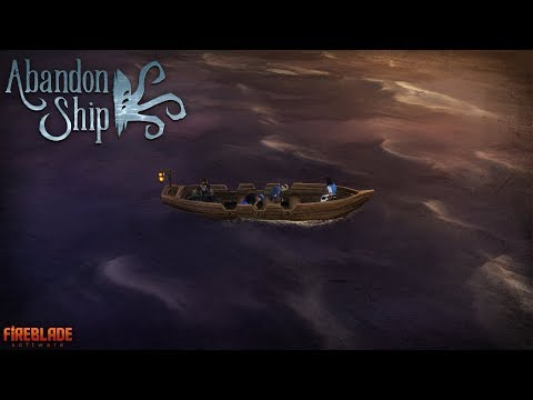 Abandon Ship: Release Date Announcement Trailer