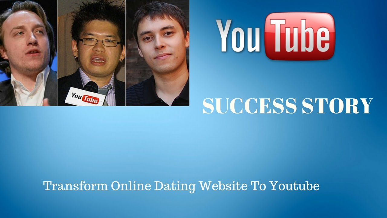 Did youtube start as a dating site