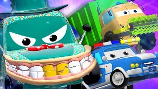 The Magic Box | Road Rangers Video | Cartoons For Children By Kids Channel