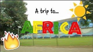AFRICA TRIP| Travel vlog-Vlog no.2