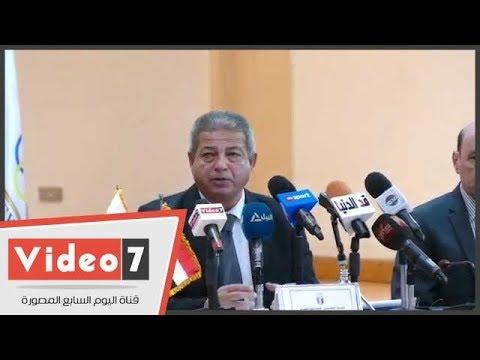 خالد عبد العزيز: معمل المنشطات سيكون انتصار كبير للرياضة المصرية  - 15:22-2017 / 12 / 6