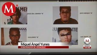 Van 5 detenidos por asesinato de hija de diputada en Veracruz