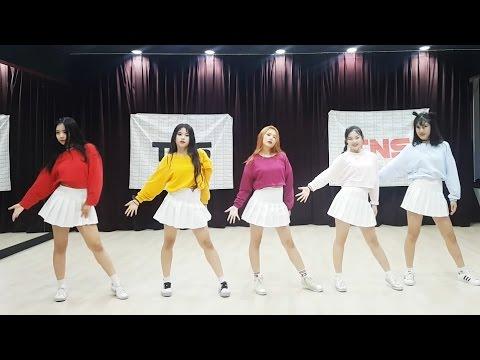 창원TNS 레드벨벳(Red Velvet)-러시안룰렛(Russian Roulette)안무(Dance
