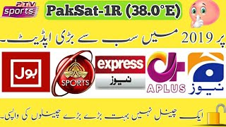 Paksat frequency 2019
