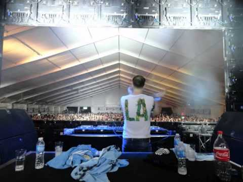 Bryan Kearney LIVE @ A State of Trance Festival Argentina, Who's Afraid of 138 Area 11.04.2015