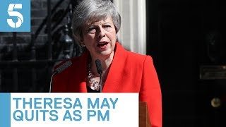 Theresa May resigns as Prime Minister | 5 News