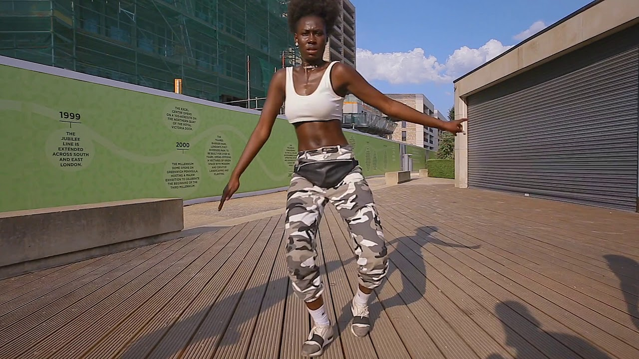 GuiltyBeatz & Mr Eazi ft Medikal - Genging (Dance Video) | Chop Daily