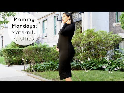 Download Youtube: DON'T Buy Maternity Clothes Until You See This! I Mommy Mondays #1
