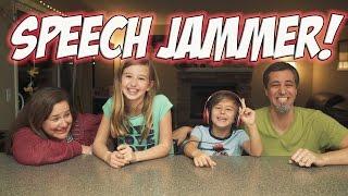 speech jammer singing challenge