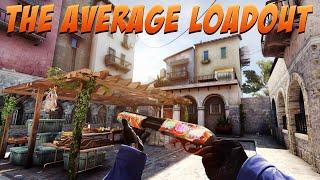 CS:GO - The Average Loadout