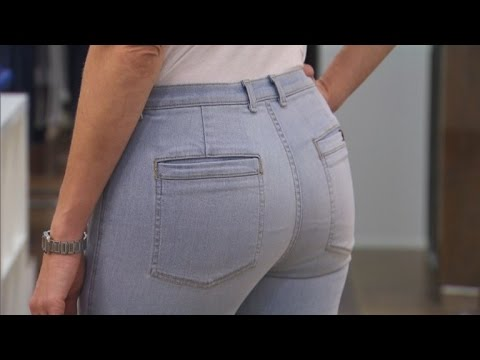 Move Over, Jennifer Lopez - This Woman Has the Best Butt in America