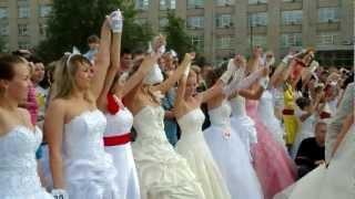 День Невест в Северодонецке 2012