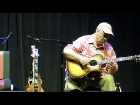 Isa Lei - Hawaiian Slack Key Guitar